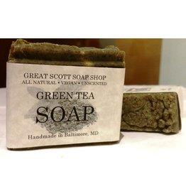 Great Scott Soap Shop - Green Tea Soap