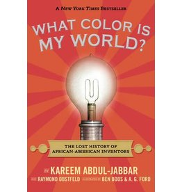 What Color is My World? The Lost History of African-American Inventors