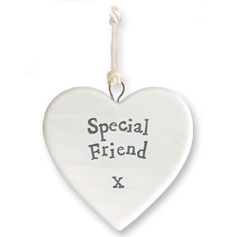 Small Heart Shaped Ornament