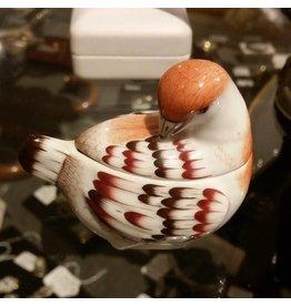 Herend Bird Trinket Box