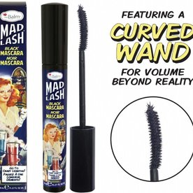 THE BALM THE BALM MASCARA MAD LASH BLACK