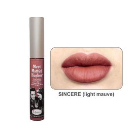 THE BALM THE BALM MEET MATTE HUGHES SINCERE