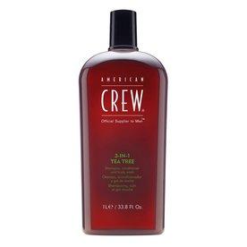 A. CREW A CREW 3-IN-1 TEA TREE LITER