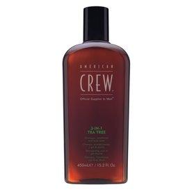 A. CREW A.CREW 3-IN-1 TEA TREE