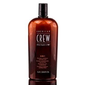 A. CREW AMERICAN CREW 3-IN-1