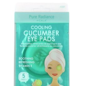 CALA CALA PURE RADIANCE COOLING CUCUMBER EYE PADS