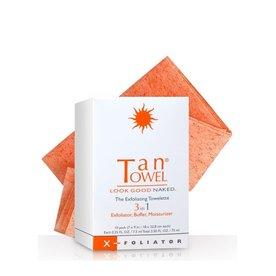 TAN TOWEL TAN TOWEL X FOLIATOR 10 PK