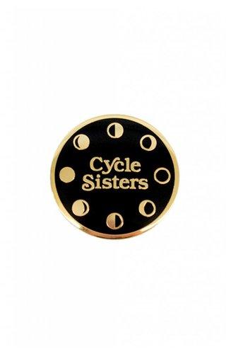 Cycle Sisters Pin