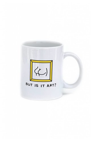 Butt Art Mug