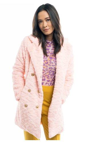 Jackie Oh-So-Soft Faux Fur Coat