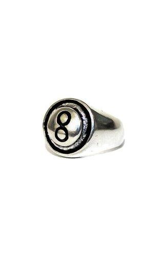 Vidakush 8 Ball Ring
