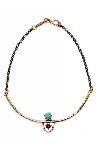 Laurel Hill Arche Collar Bronze