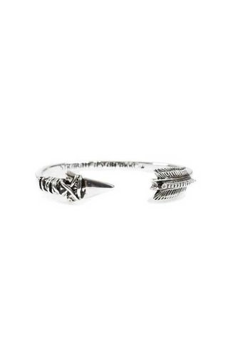 Han Cholo Arrow Bangle Silver