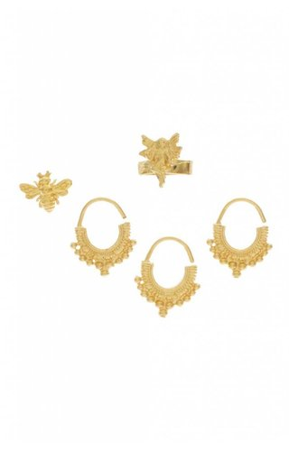 Vidakush Banks Earring Set