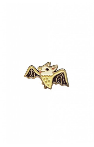 Boygirlparty Bat Pin