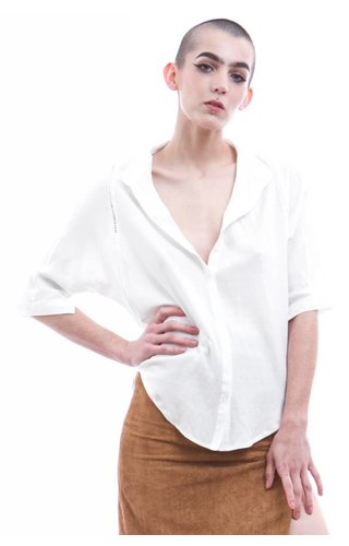 Batwing Babe Top