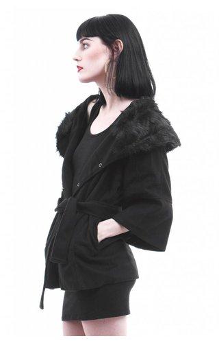 Moda LA Attude Batwing Starling Jacket
