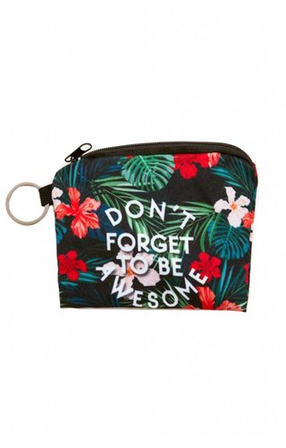 Be Awesome Coin Purse