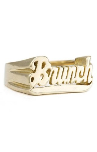 Snash Jewelry Brunch Ring