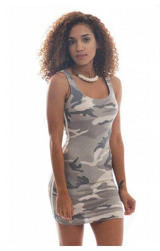 Commando Dress