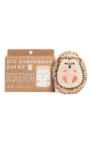 Kiriki Press D.I.Y Hedgehog Doll