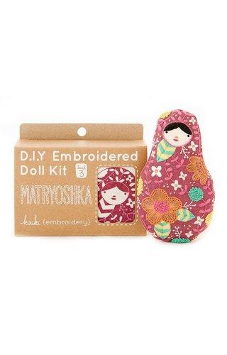 D.I.Y Matryoshka Doll