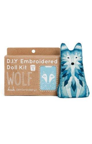 D.I.Y Wolf Doll