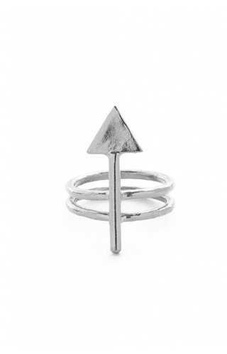 Nina Berenato Ego Arrow Ring
