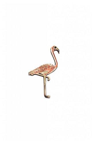 Boygirlparty Flamingo Pin