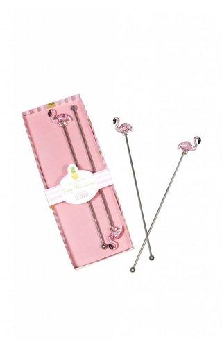 Flamingo Stirrers