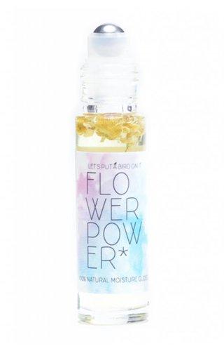 Let's Put A Bird On It Flower Power Lip Gloss