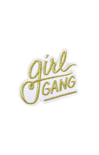 Little Arrow Girl Gang Patch