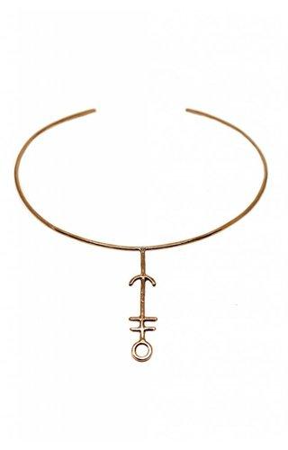 Laurel Hill Hawthorn Collar