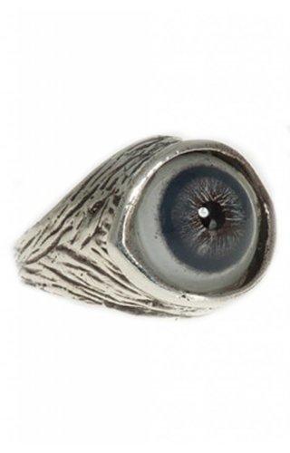 Human Evil Eye Ring