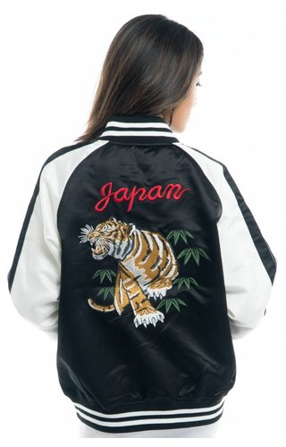Japanese Jumping Tigress Jacket