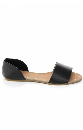 Little Black Sandal