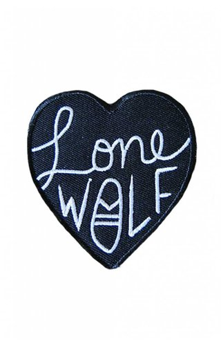 Crywolf Lone Wolf Patch