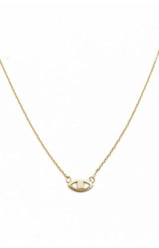 Honeycat Mini Evil Eye Necklace