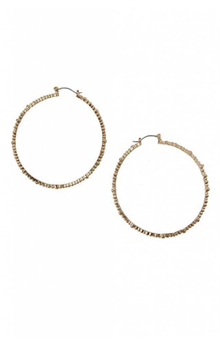 Ettika Miss Sass Earrings