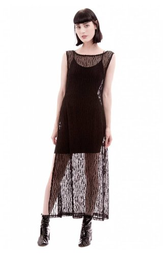 Motel Motel Mirical Midi Dress