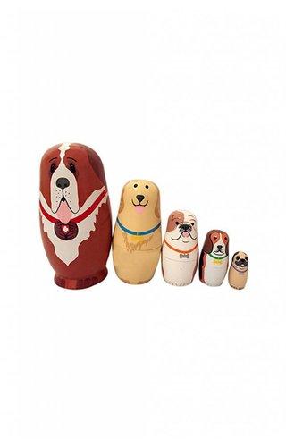 Nesting Dog Dolls