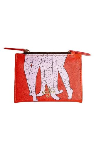 Valfre No Shave Club Coin Wallet