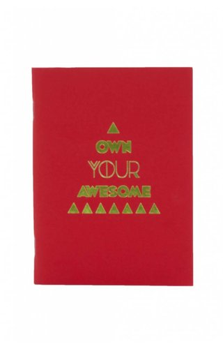 Your Joyologist Own Your Awesome Journal