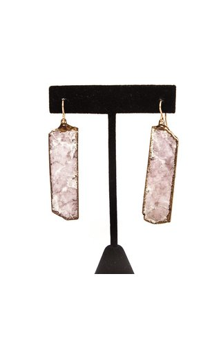 Peppina Calcite Earrings