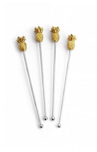Pineapple Stirrers