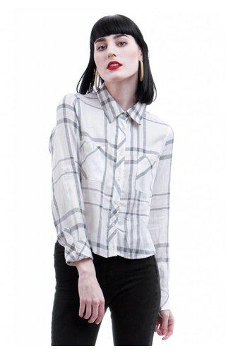 Trend Shop-FG Pixie Plaid Shirt