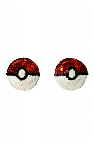 Bad Bunny Pokeball Pasties
