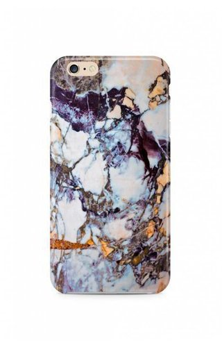 Purple Marble iPhone 6/6s Case