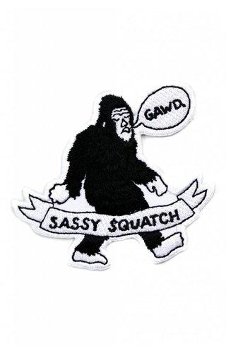 Sassy Squatch Patch