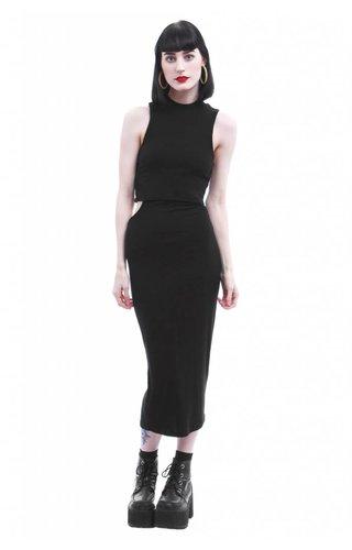 Side Swept Dress